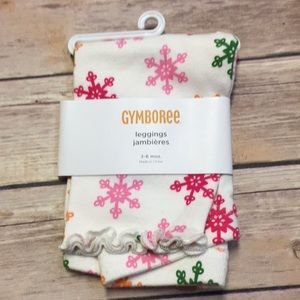 ❄️NWT Gymboree Snowflake Leggings ❄️